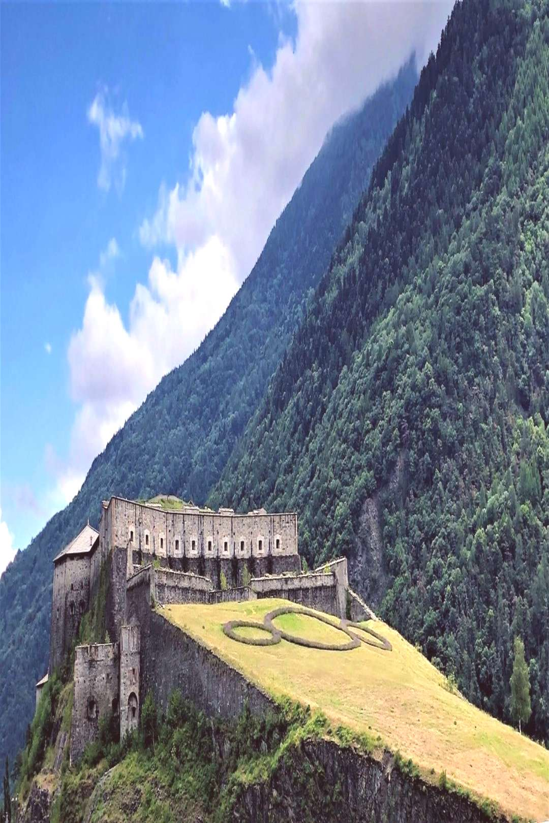 10 Must-See Fortresses in Europe - A Wandering Web A multitude of mysterious stories surround the F
