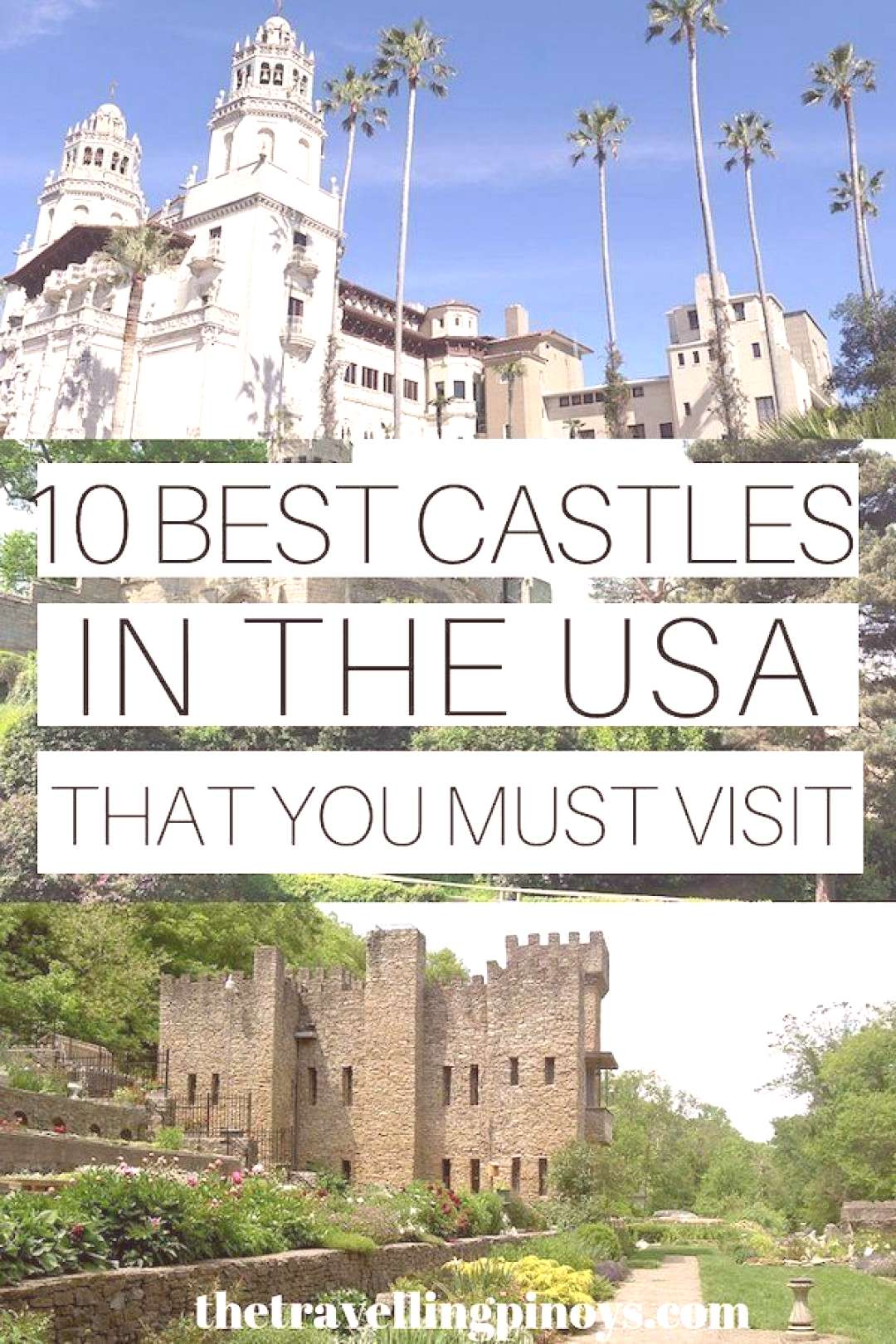 35+ Ultimate Travel Destinations drawing style 10 BEST CASTLES IN THE USA   USA TRAVEL DESTINATIONS