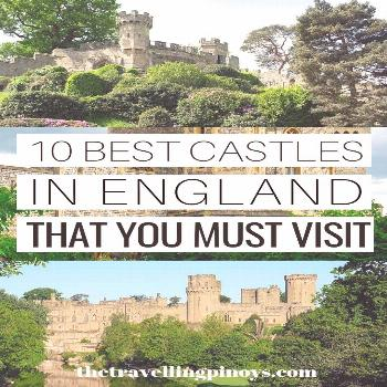 10 Best Castles in England To Visit - The Travelling Pinoys 10 Best Castles In England That You Mus