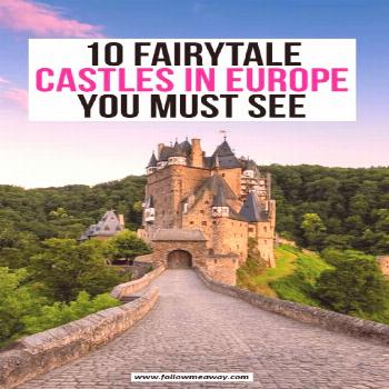 10 Fairytale Casltes In Europe You Must See | Best Castles In Europe | Burg Eltz | Stunning Europea