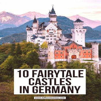 10 Stunningly Beautiful Castles In Germany You Must See - Follow Me Away 10 Fairytale Castles In Ge