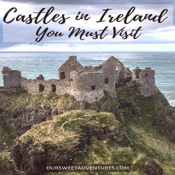 12 Castles in Ireland You Cannot Miss! - Our Sweet Adventures Ireland has at least 30,000 castles t