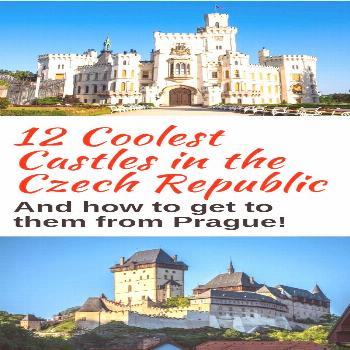 12 of the Coolest Castles in the Czech Republic - Just a Pack There are hundreds of castles in the
