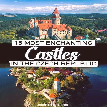 15 Enchanting Czech Republic Castles You Have To See 15 Enchanting Czech Republic Castles You Have