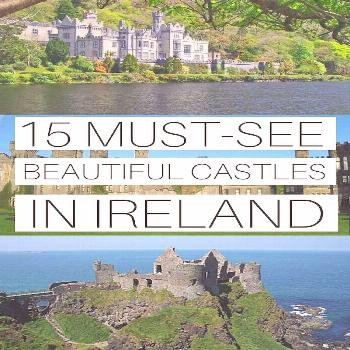 15 Must-See and Best Castles In Ireland To Visit - Ireland Travel Guides  Ireland castles are aplen