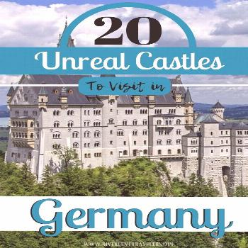 20 unreal Castles to visit in Germany - Our list of 20 best castles in Germany is sure to spark you