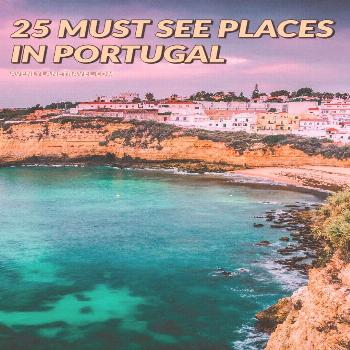 25 Best things to do in Portugal! Whether you are excited for a Sintra day trip, or ready to explor
