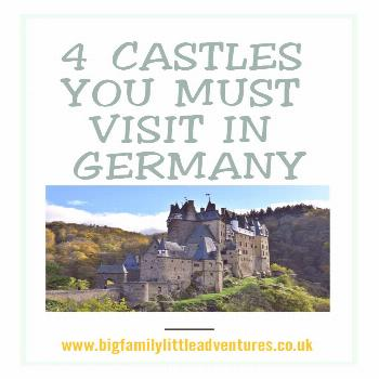 4 Castles You Must Visit in Germany Bavaria has some stunning fairytale castles including Neuschwan