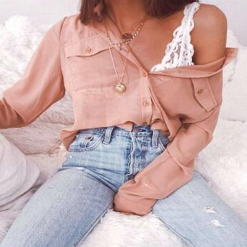 50 beautiful women casual outfits ideas for spring - nature - fashion - travel passion - crafts - o