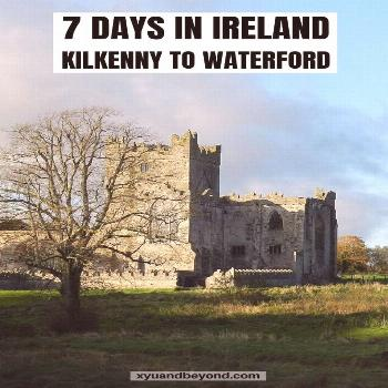 7 days in Ireland – Ultimate Dublin to Waterford Itinerary Only have 7 days in Ireland and want t