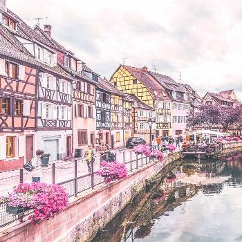 9 Charming Towns In France - Avenly Lane Travel Fairytale town of Colmar, France. Click to see 15 o