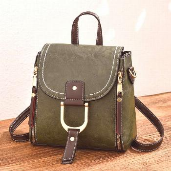 ACELURE Luxury Famous Brand Designer Women Leather Backpack Female Casual Shoulders Bag Teenager Sc