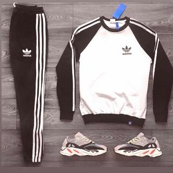 Adidas Shoes 80% OFF!>> Men's casual outfits adidas ; herren casual outfits adidas ; tenues décont