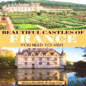 Beautiful Castles in France to Add to Your Bucket List Heading on a French holiday? Make sure to vi