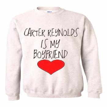 Carter Reynolds is my Boyfriend Crewneck Sweatshirt