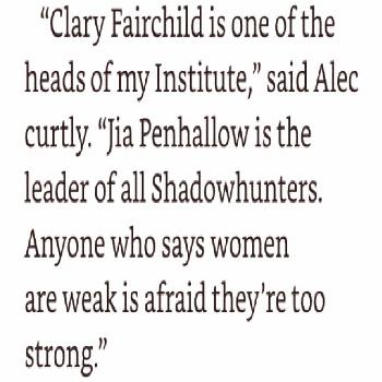 Cassandra Clare  from the land i lost   Alec