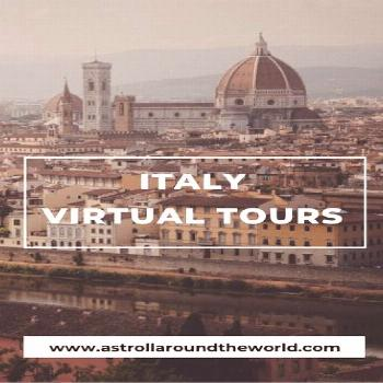 Discover the best attractions in Italy form home thanks to these amazing virtual tours