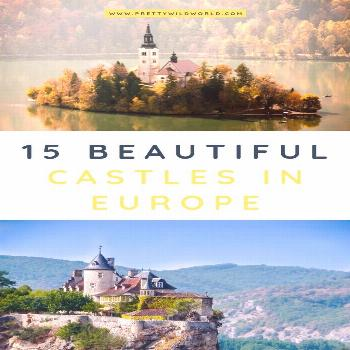 europe travel Castles in Europe | Looking for something interesting and historical to see in Europe