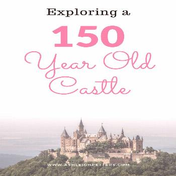 Exploring a 150 Year Old Castle in Germany  Want to visit some cool and interesting castles the nex