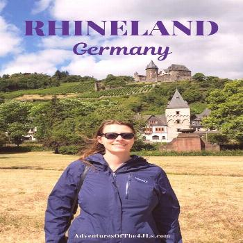 Exploring the The Rhineland: Bacharach, Germany, with Kids Exploring the Rhineland: Germany with Ki