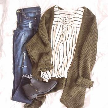 lässige Damenmode 6275 - 20s ... -  -     Source by aliciaapearcee casual fashions