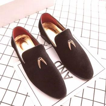 Men British Style Casual Loafers Men