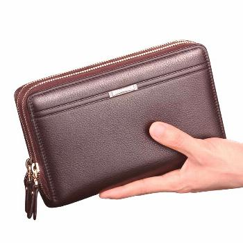 Men's Long Wallets With Coin Pocket  $19.96 only ?
