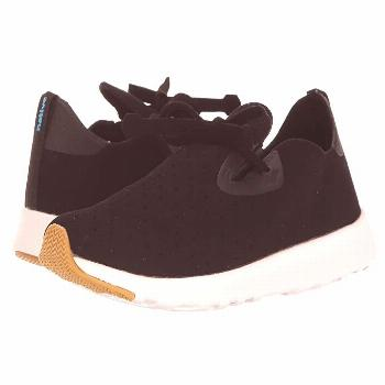 Native Shoes Apollo Moc (Jiffy Black/Shell White/Natural Rubber 2) Shoes. Your mission for superior