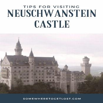 Neuschwanstein Castle, the
