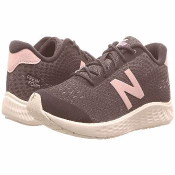 New Balance Kids Fresh Foam Arishi NXT (Little Kid/Big Kid) (Phantom/Conch Shell) Girls Shoes. New