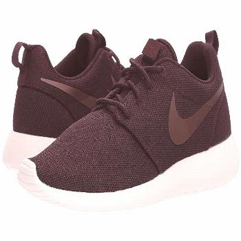 Nike Roshe One (Port Wine/Metallic Mahogany/Summit White) Women's  Shoes. Go from sweating it out a
