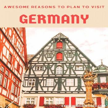 Reasons You Will Want to Plan a Visit to Germany A visit to Germany can include fairytale cities, c