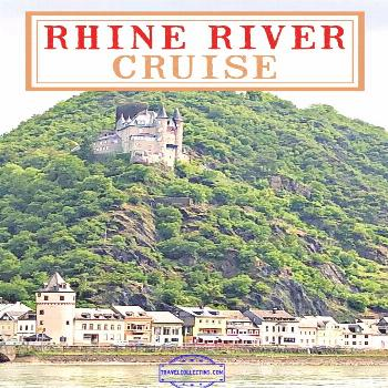 Rhine River Cruise: Castles & Villages The Rhine River, Germany is famous for fairytale castles and