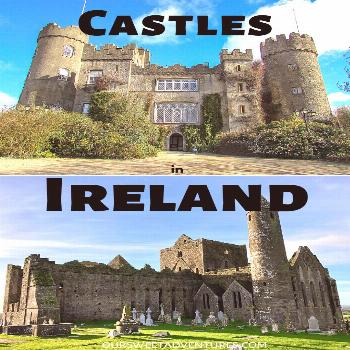 Romantic travel     ireland travel best spots castles, ireland travel poster, ireland travel journa