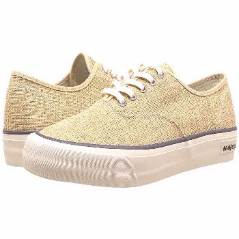 SeaVees Legend Sneaker Raffia (Natural) Men's  Shoes. Kick back and enjoy your next day out with th