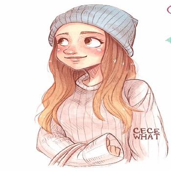 Shared by adventuress. Find images and videos about girl, draw and deviantart on We Heart It - the