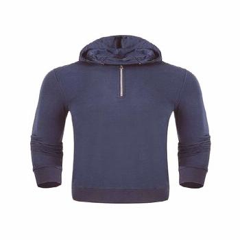 Solid Color Casual Cotton Hoodies Solid
