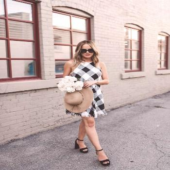 Spring Dress for Every Body Type  Spring Outfit Idea for Every Body Type | Today I am sharing a bla