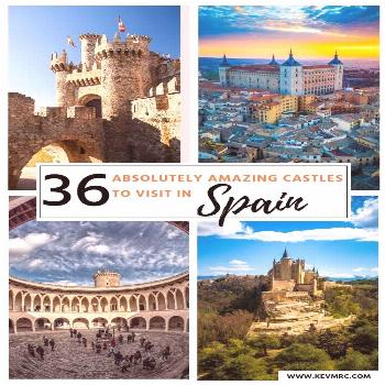 The 36 BEST Castles in Spain (with Photos, Maps & Practical Infos) 36 absolutely amazing castles to