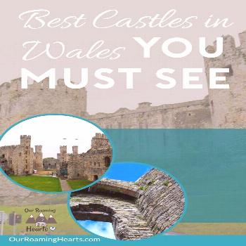 The 4 best castles in Wales YOU MUST see! The 4 best castles in Wales YOU MUST see!,