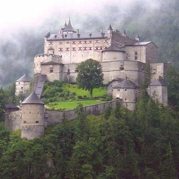 The Six Oldest Castles in the World The original castle was built of motte and bailey; however, it