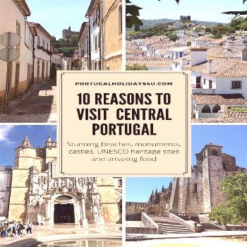 Top 10 reasons to visit Central Portugal Central Portugal is often overlooked in favour of its more