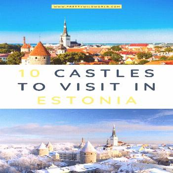 Top 15 Beautiful Castles in Estonia Castles in Estonia | Looking for something interesting and hist