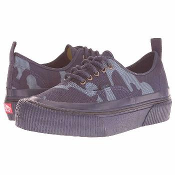 Vans Authentic HF (Dress Blues/Navy) Shoes. Hold it down in less than ideal weather with the classi
