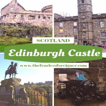 Visiting Edinburgh Castle  Planning a trip to Edinburgh, Scotland? Don't miss Edinburgh Castle! It'
