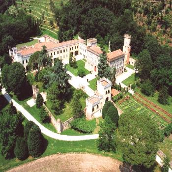 Volto - Stunning ancient Castle with heated pool - Castles for Rent in Monselice, Veneto, Italy - -