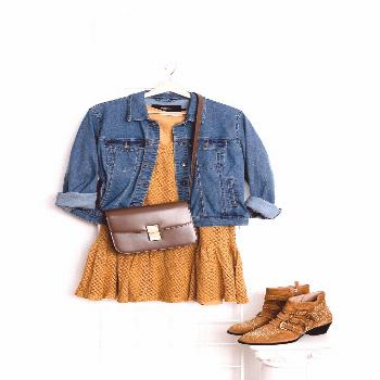 What am I going to wear tomorrow? 5 casual outfits with everyday clothes! - Life and style blog fro