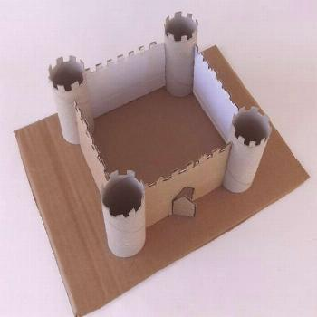 What to do with the toilet paper roll? , made of cardboard What to do with ... - -