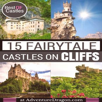 World's Best Castles on Cliffs – 15 Cliff Castles So Dreamy They Look Fake (But Are Completely Re