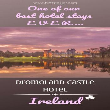 WOW! Dromoland Castle Hotel, Ireland Wow! Why Dromoland Castle Hotel in Ireland is one of our favor
